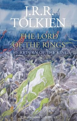LORD OF THE RINGS, THE -  THE RETURN OF THE KING [ILLUSTRATED EDITION]
